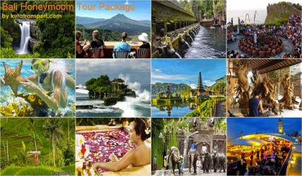 5 Days 4 Nights Bali Honeymoon Tour Package