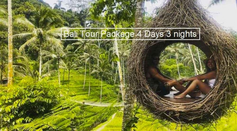 Bali Tour Package 4 Days and 3 Nights